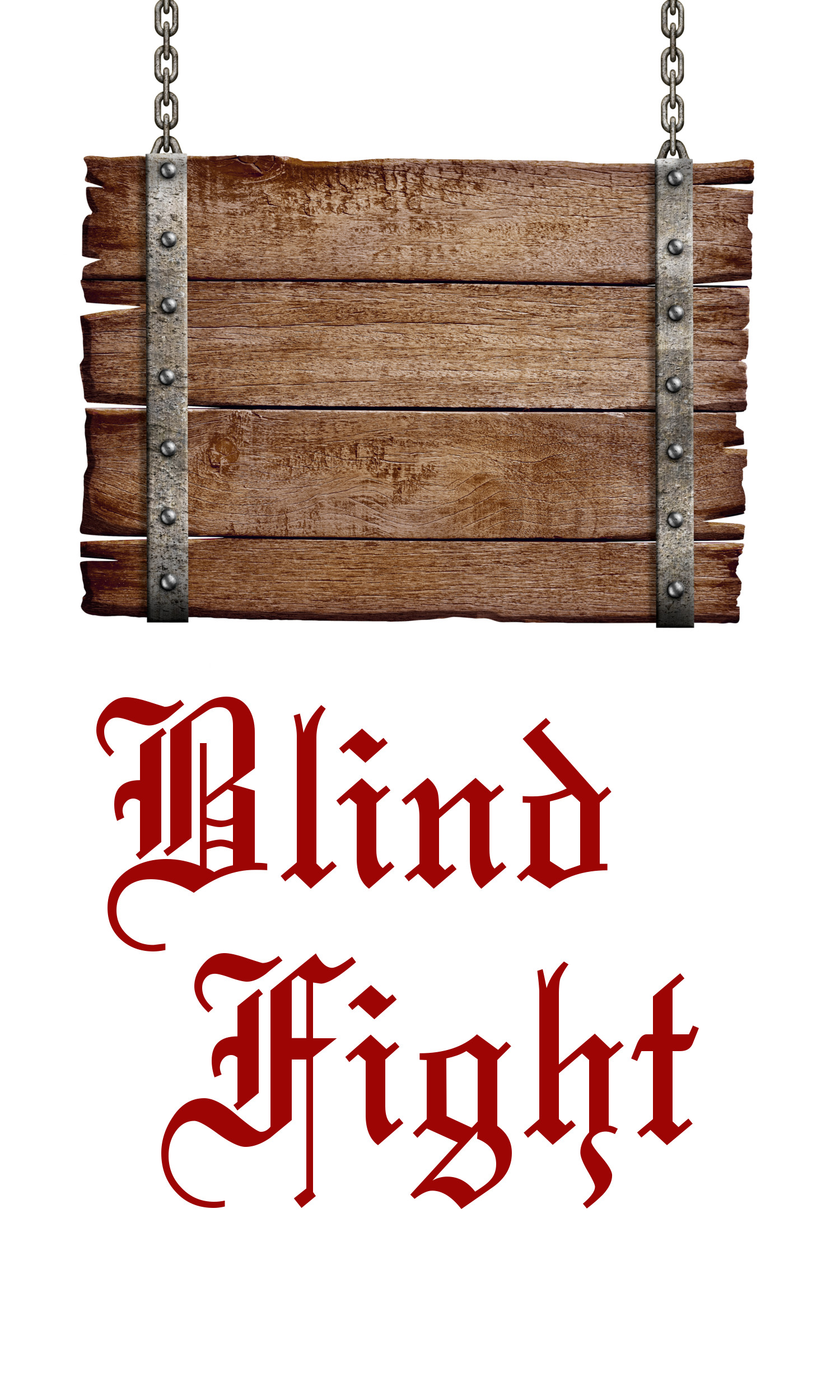 Blind Fight Ebook